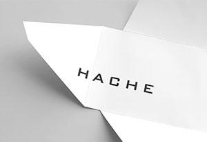 HACHE – FW14 Invitation