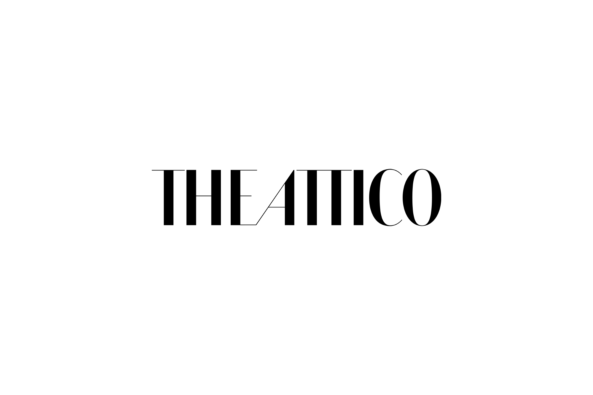 The Attico – Brand Identity, 2019