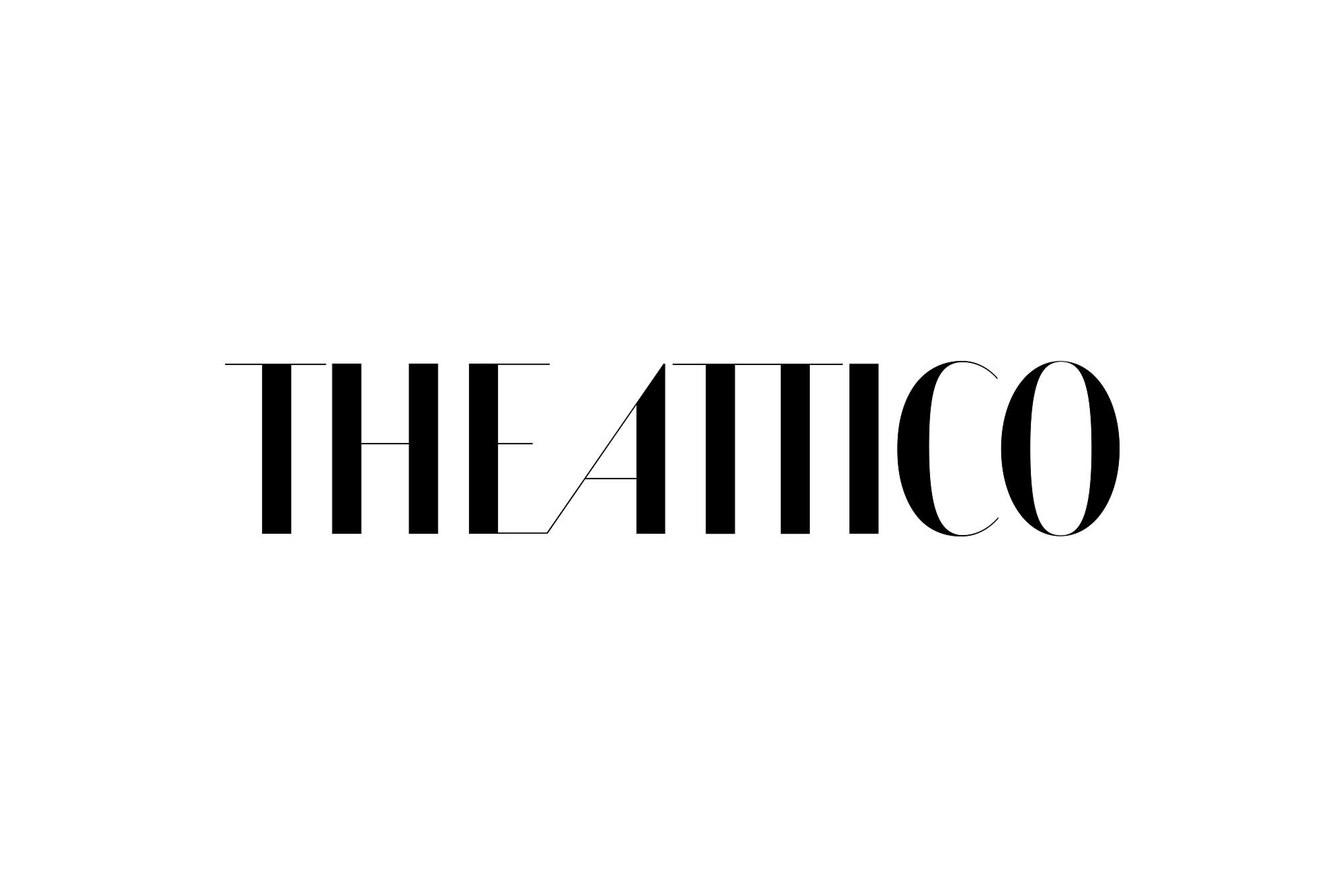 The Attico – Brand Identity